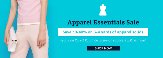 Apparel Essentials Sale