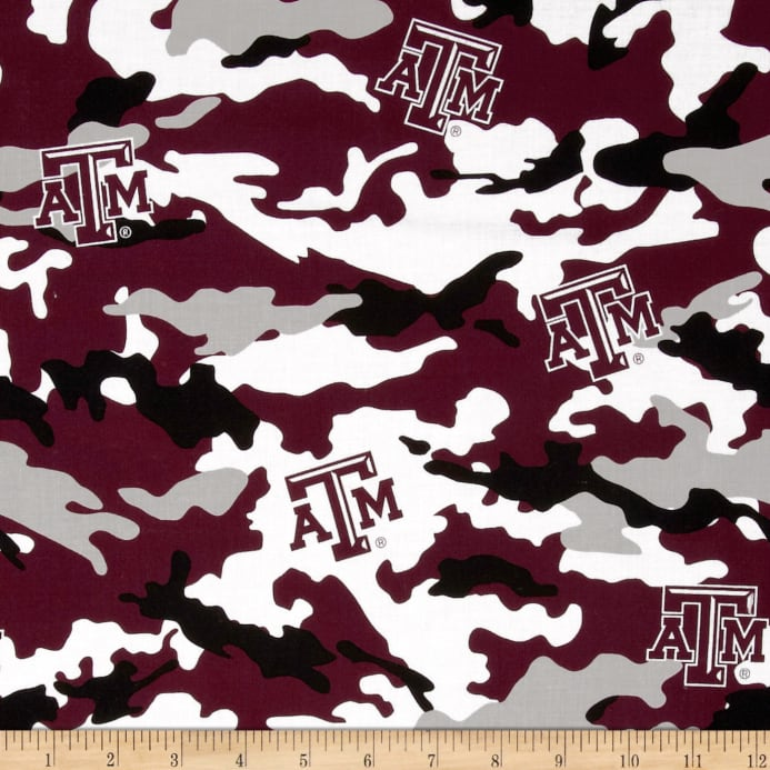 Camouflage Quilting Fabric