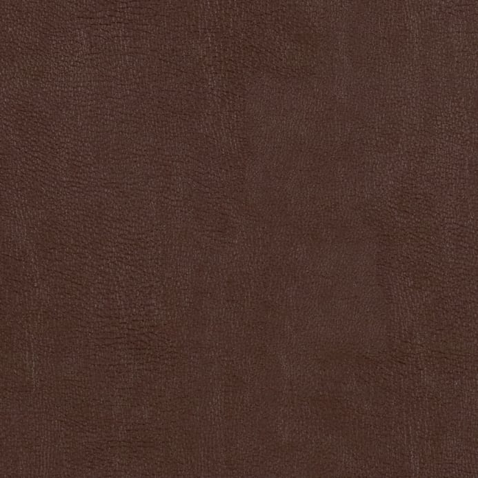 Perfecto Faux Fused Leather Brown Fabric