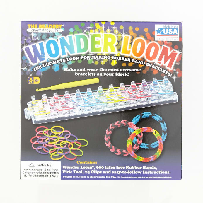 Wonder Loom Bracelet Making Kit Discount Designer Fabric