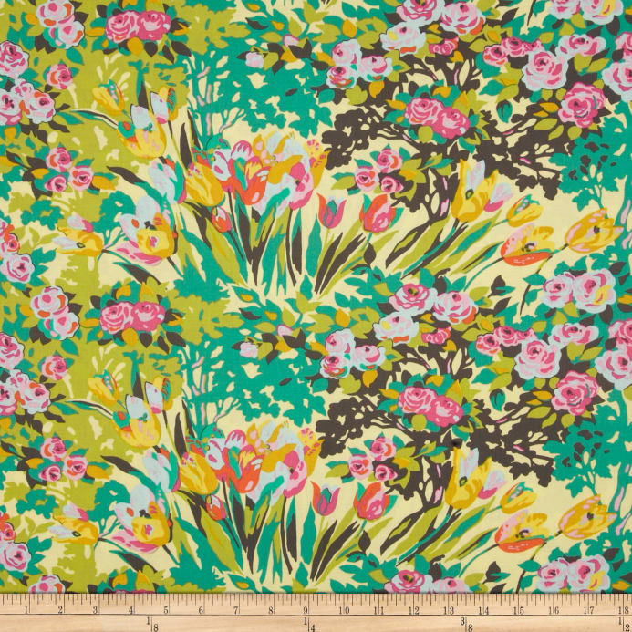 Amy Butler Violette Meadow Blooms Butte Discount Designer Fabric
