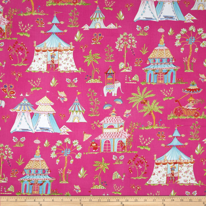 Decorating Ideas Toile Fabric: Discount Designer Fabric
