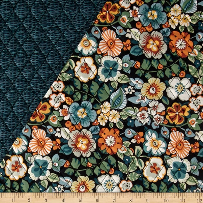 Alexander Henry Double Sided Quilted Bella Strada Rennie