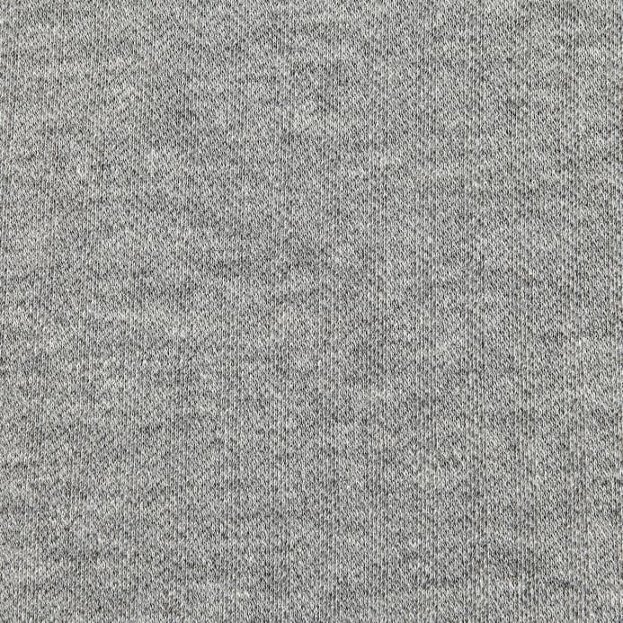 Kaufman Knit Herringbone Heather Gray - Discount Designer Fabric ...