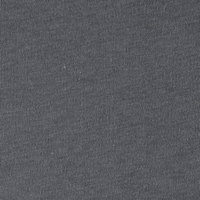 588c0224af3 Fabric Merchants Cotton Jersey Knit Solid Charcoal Grey - Discount ...