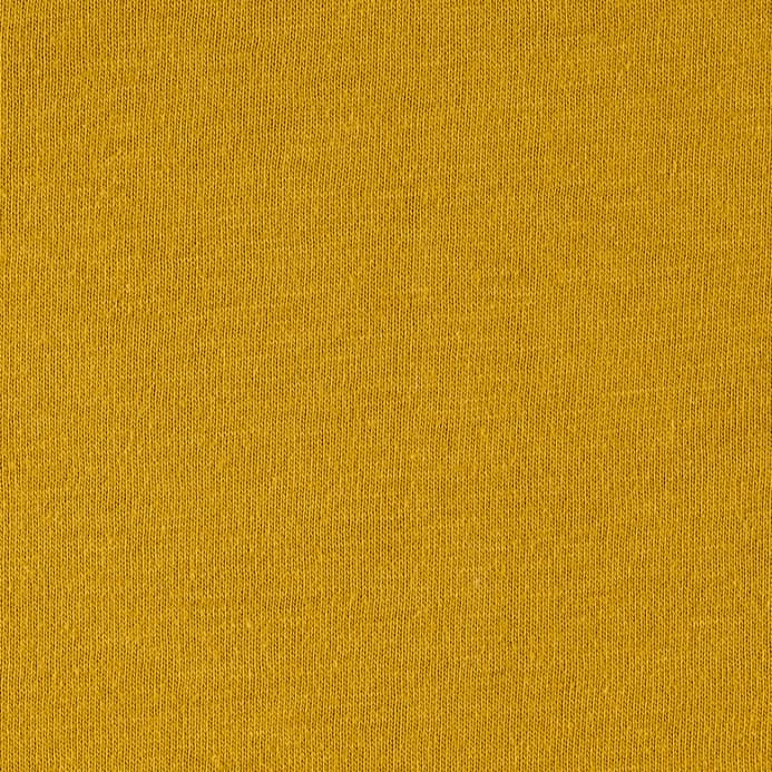2c4fabaa28ec Fabric Merchants Cotton Jersey Solid Yellow Mustard - Discount ...