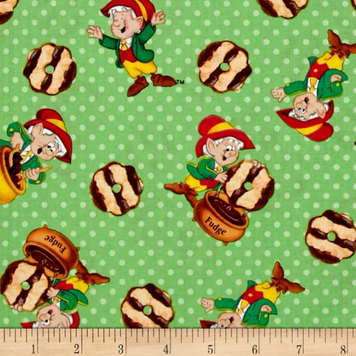 Kelloggs Keebler Elf with Fudge Striped Cookies Green - Discount ...