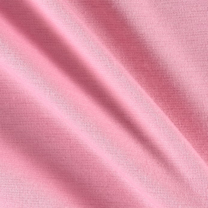 803e14eaca9 Fabric Merchants Ponte de Roma Solid Pink - Discount Designer Fabric ...