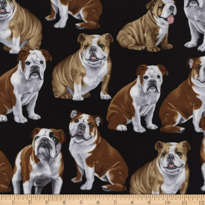 Greatest Timeless Treasures English Bulldogs Bulldog - Discount Designer  PD44