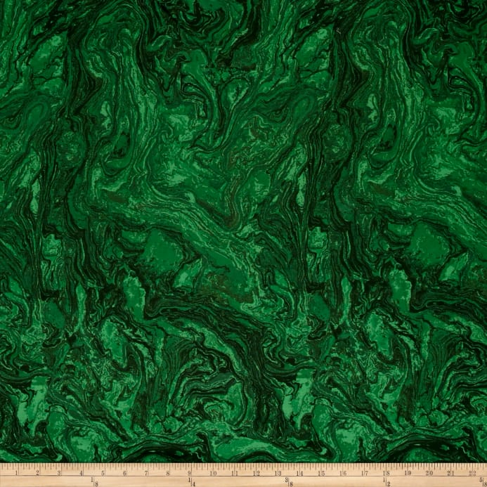 118 Quot Wide Quilt Back Marble Emerald Discount Designer