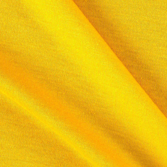 8b7a04147e6 Polyester Jersey Knit Solid Bright Yellow - Discount Designer Fabric ...