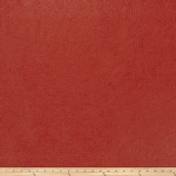 Trend 03343 Faux Leather Poppy