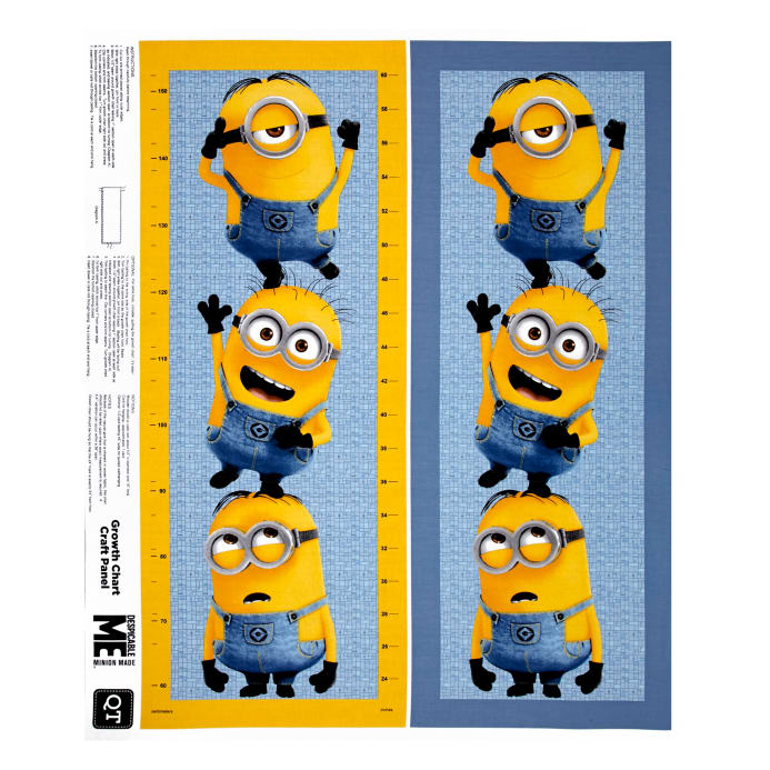 Millions Of Minions Minion Growth Chart 355 Panel Multi Discount