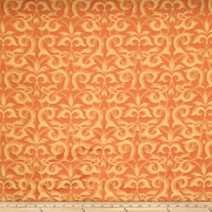Collier Campbell Siesta Fired Earth Discount Designer Fabric