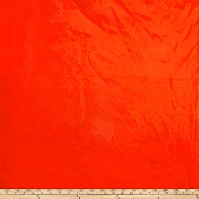 94 Oz Waxed Canvas Orange Discount Designer Fabric Fabriccom