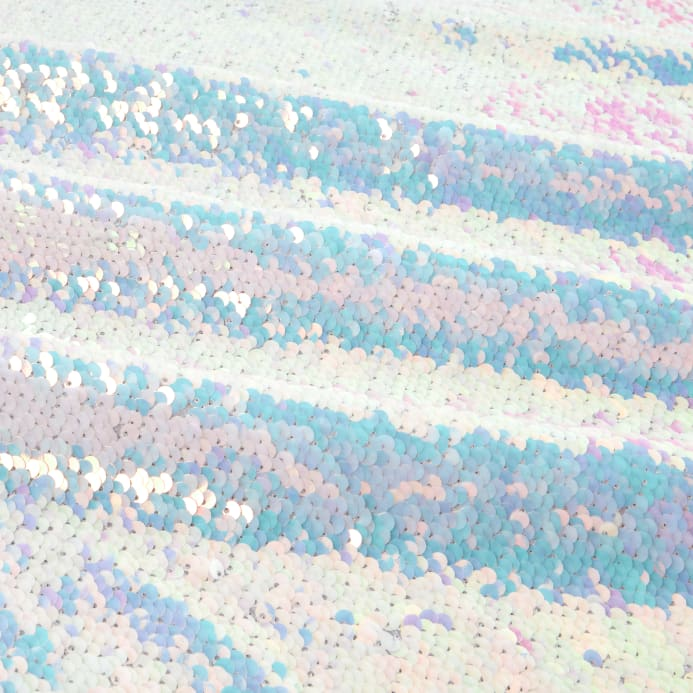 how to make mermaid sequin fabric