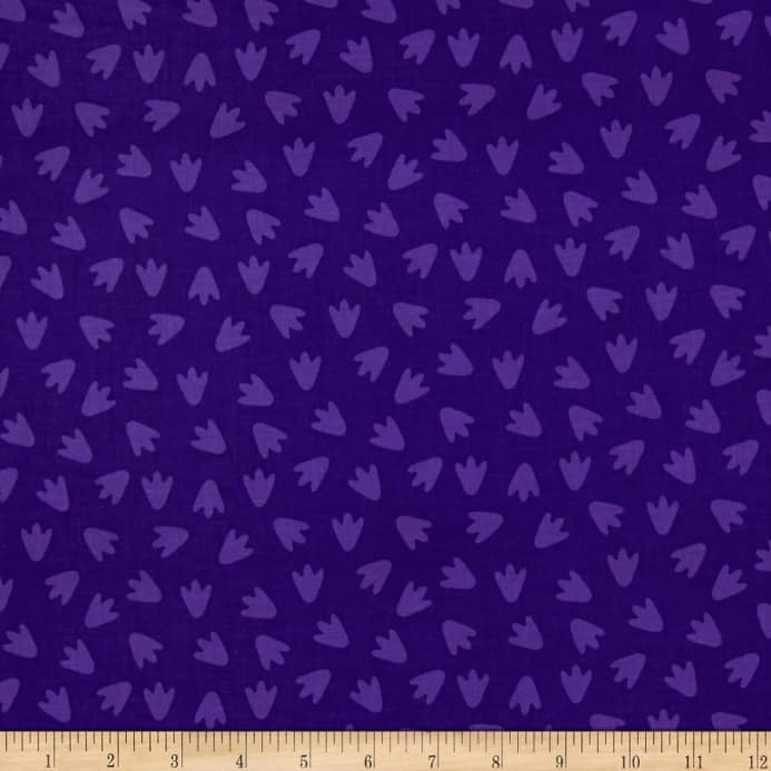 Dinosaur for Purple dinosaur fabric