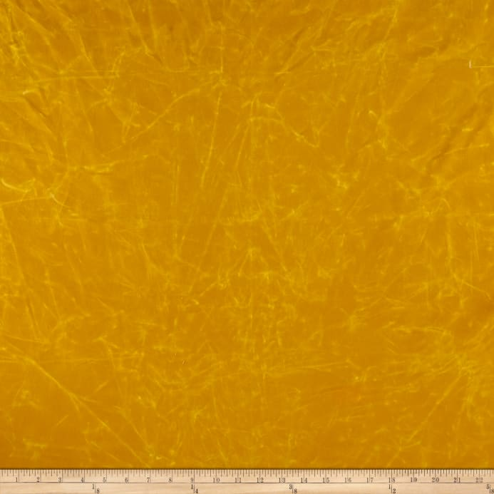 94 Oz Waxed Canvas Yellow Discount Designer Fabric Fabriccom