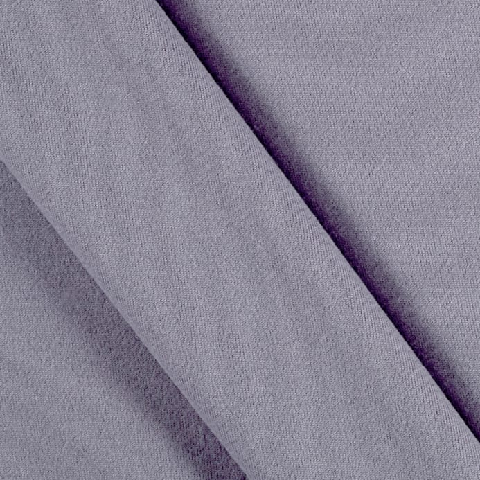 611397c63ad zoom Fabric Merchants Double Brushed Solid Jersey Knit Lavender Dark