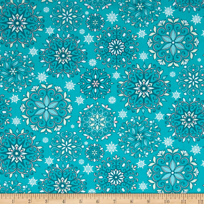 Christmas Fabric Cotton Print Fabric By The Yard