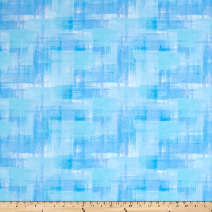 dancing wings woven ombre light blue discount designer fabric
