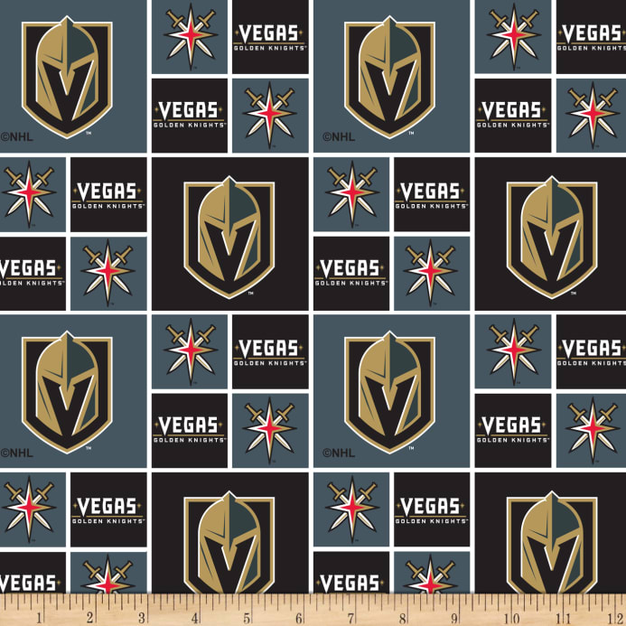 online store acaca 1d839 NHL Broadcloth Las Vegas Golden Knights