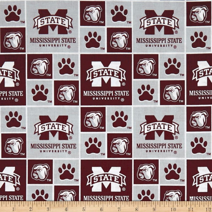 photo relating to Printable College Logos titled NCAA Mississippi Region College or university Box Emblems Allover