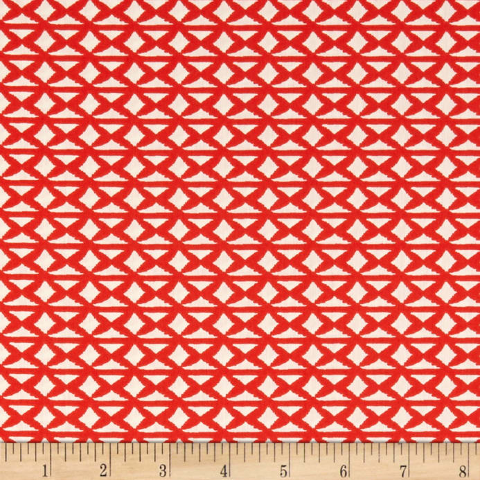 Zoom Art Gallery Trinkets Fusion Wallpaper Red