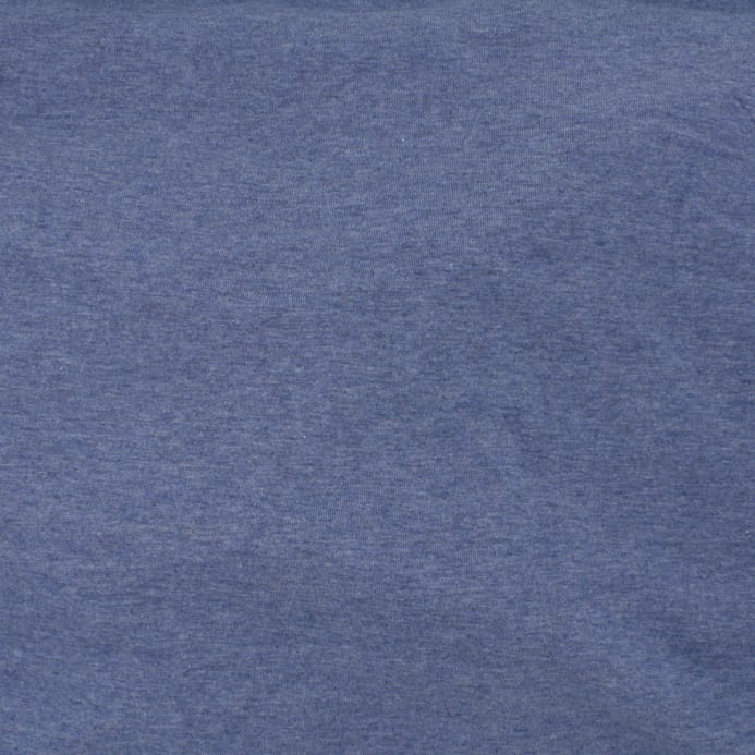 3abe773b6734 Telio Organic Melange Cotton Jersey Knit Denim Blue - Discount ...