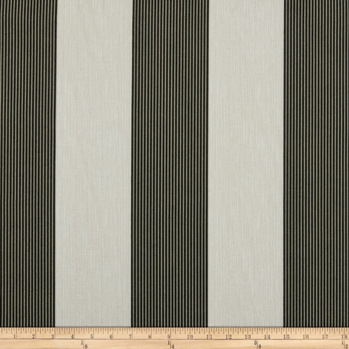 9713744d37a Magnolia Home Outdoor Marathon Stripe Black - Discount Designer ...