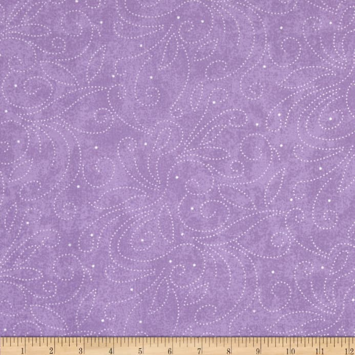Westrade 110 Wide Quilt Backing Scroll Discount Designer Fabric