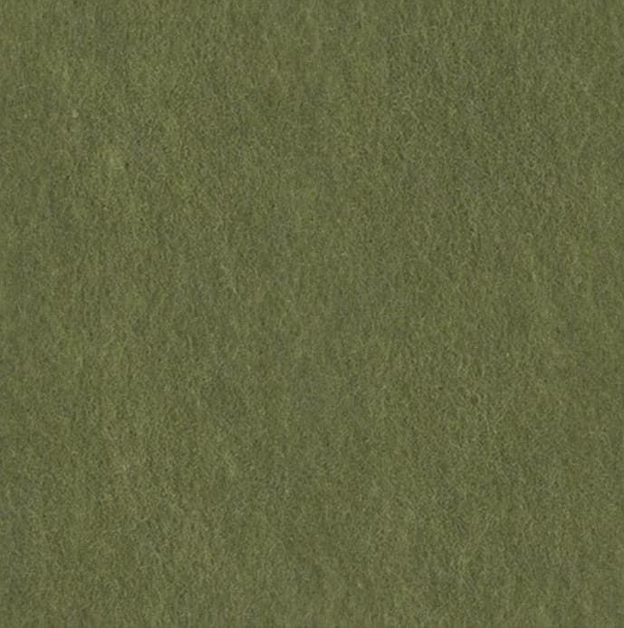 Rainbow Classicfelt 9 X12 Craft Felt Cut Olive Green