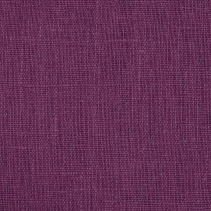 European 100 Linen Purple Discount Designer Fabric