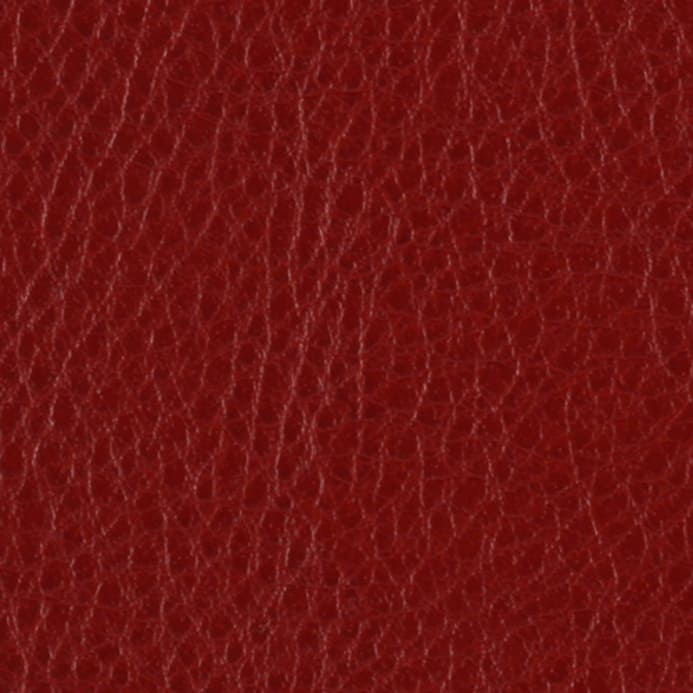 faux leather fabric calf red - discount designer fabric