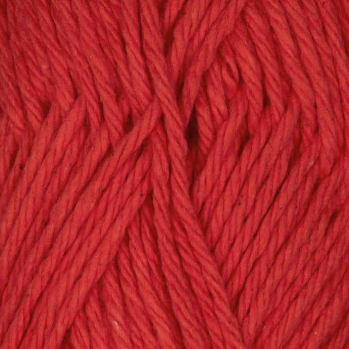 Zoom Lion Brand Kitchen Cotton Yarn 114 Cayenne