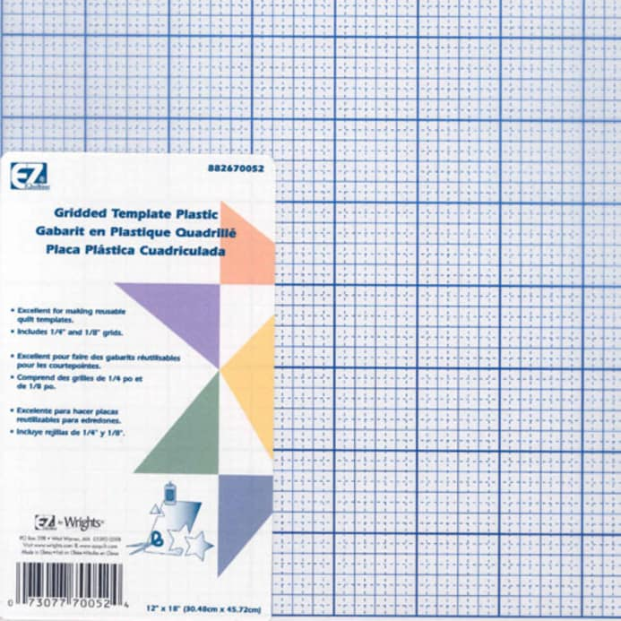 quilter u0026 39 s gridded plastic template
