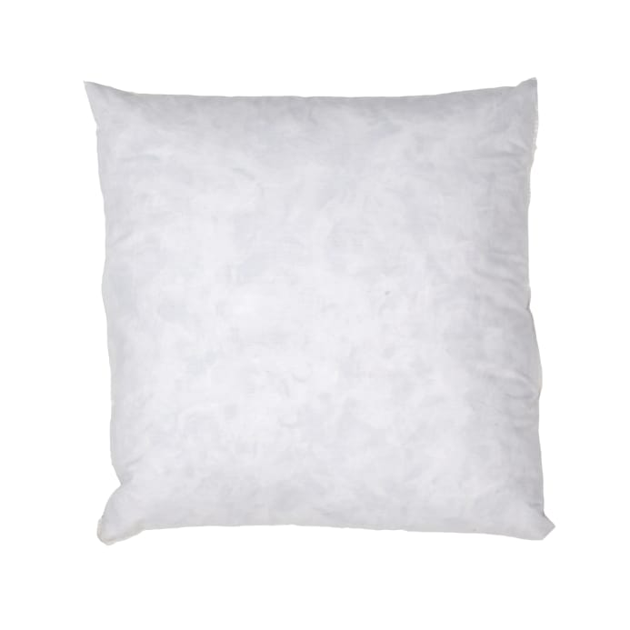 16 X 20 Feather Down Pillow Form White Discount