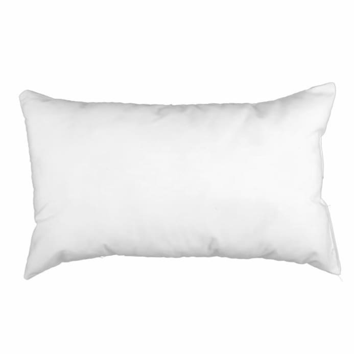 12 X 20 Indoor Outdoor Poly Fill Pillow Form Designer Fabric