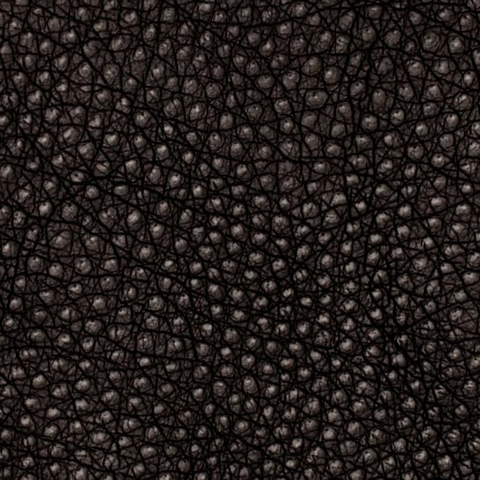 Faux Leather Ostrich Black Discount Designer Fabric Fabric Com