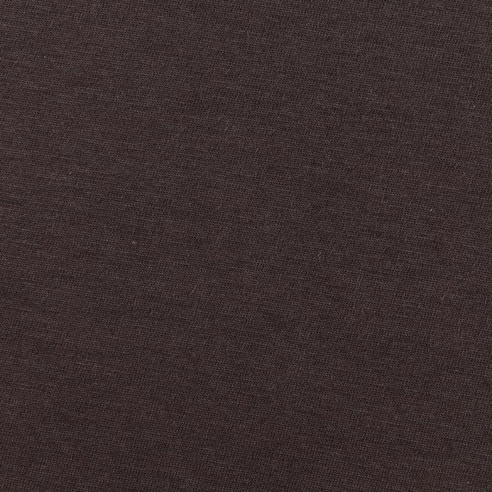 5e22663c7446 Telio Organic Cotton Jersey Knit Brown - Discount Designer Fabric ...