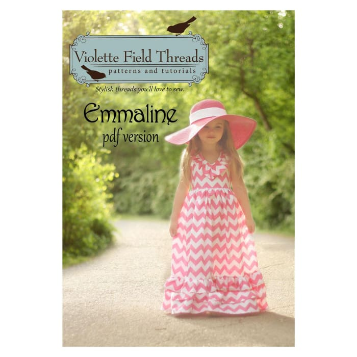Violette Field Threads Emmaline Dress Pattern