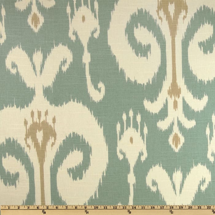 Home Accents Himalaya Ikat Robin Egg Blue