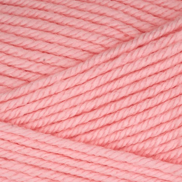 Deborah Norville Everyday Solid Yarn 06 Baby Pink