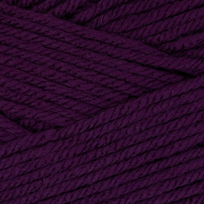 Deborah Norville Everyday Solid Yarn 10 Aubergine