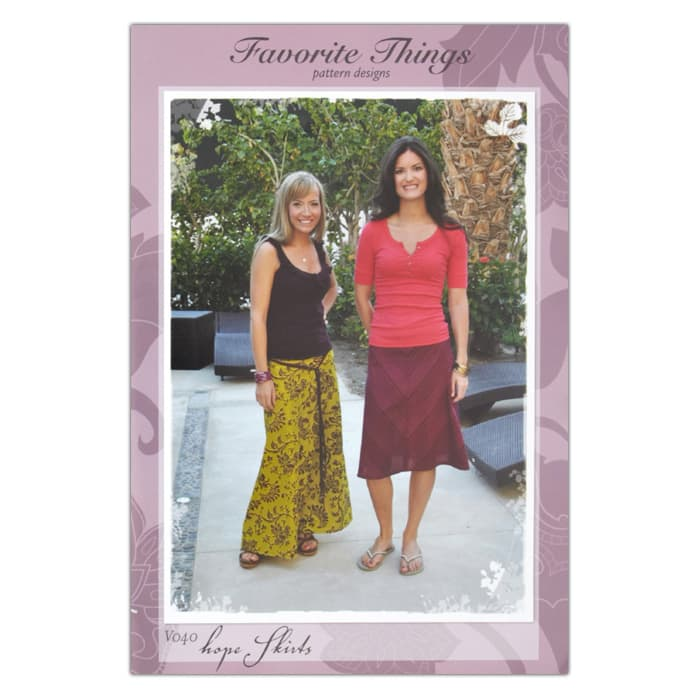 Favorite Things Hope Skirts Pattern