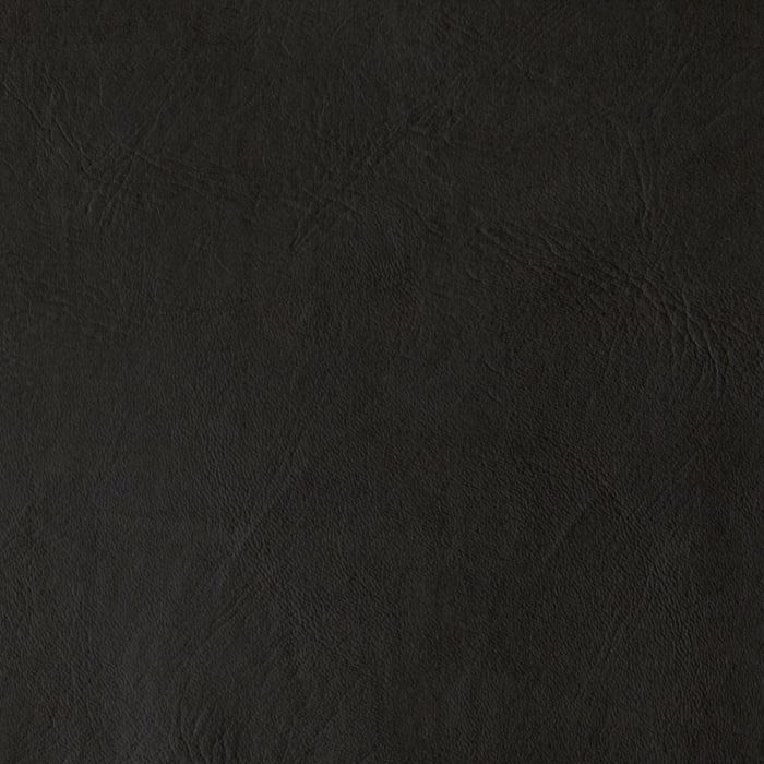 Flannel-Backed Faux Leather Majik Black