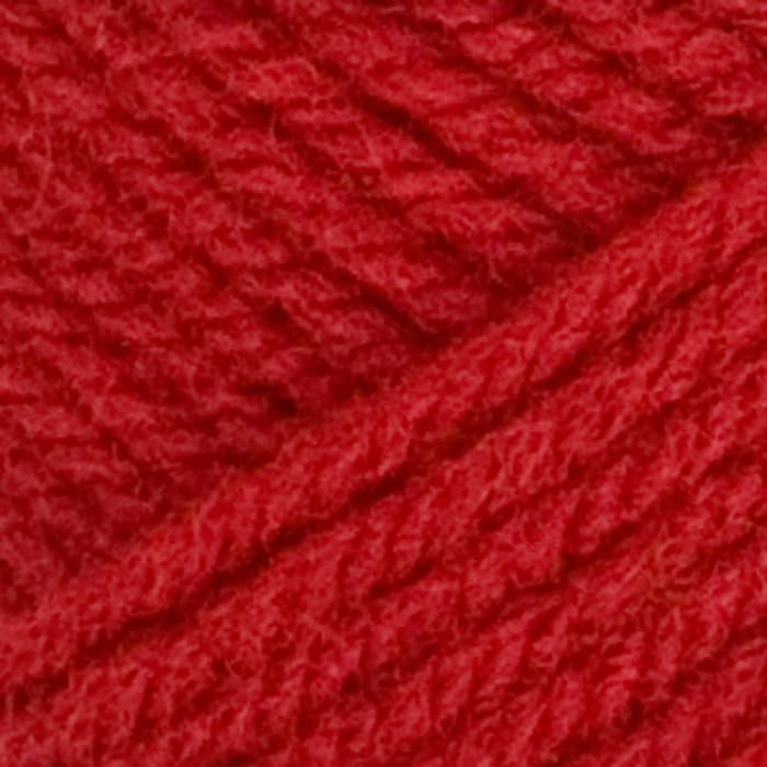 Red Heart Yarn Classic 912 Cherry Red