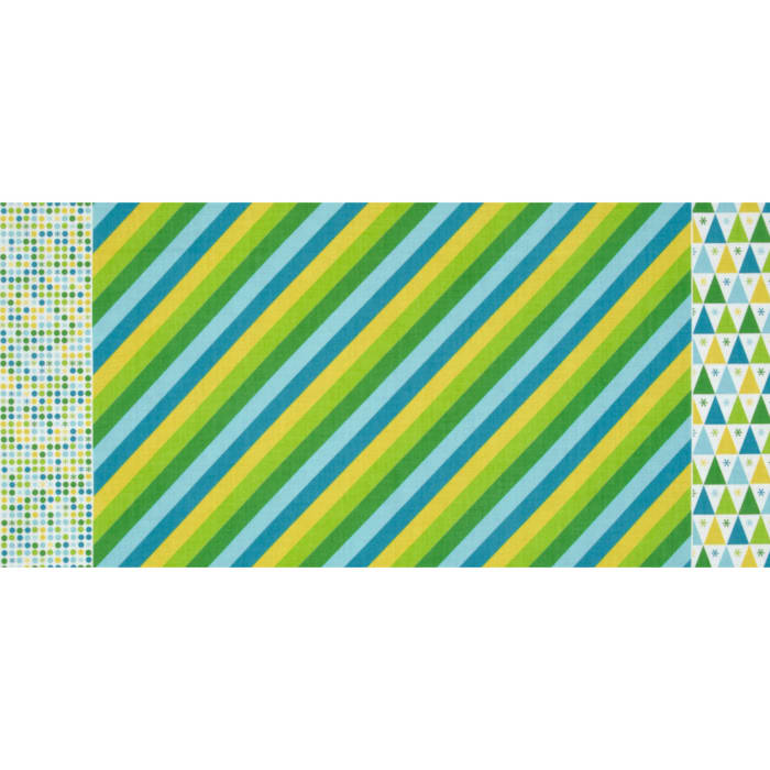 Under the Big Top Mix and Match Blue/Green