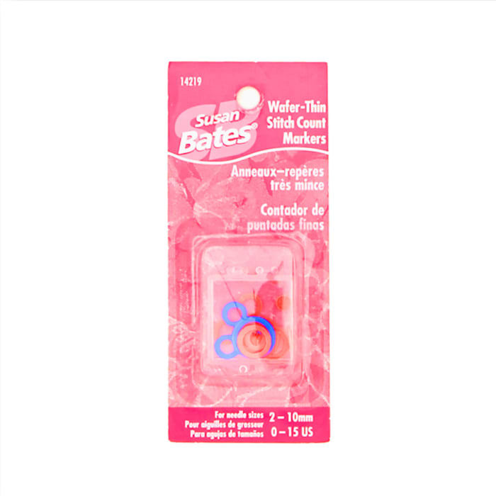 Bates Wafer-Thin Stitch Count Markers