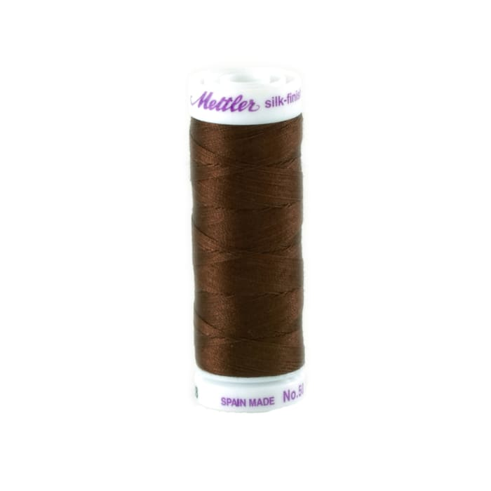 Mettler Cotton All Purpose Thread Rust